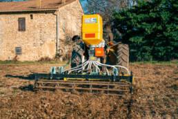 Matériel agricole modulable